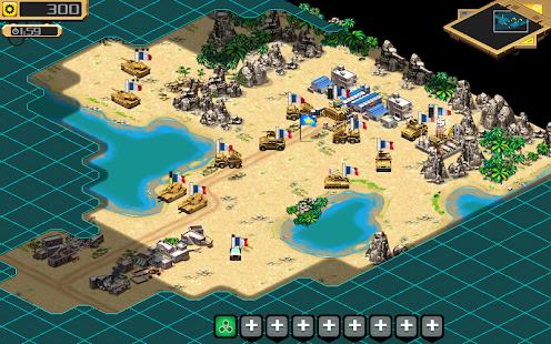 Desert Stormfront - RTS Screenshot 36