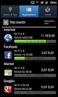 Screenshot of Data Detective - Free