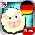 TS German Conversation Game icon