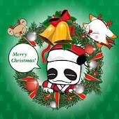 PandaChristmas Livewallpaper