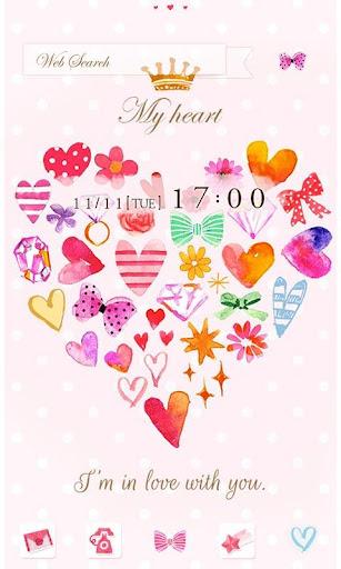 ★免費換裝★My heart