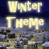 GO SMS Theme Winter