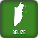 Belize GPS Map