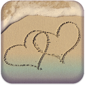 Draw In Sand - Beach Art Icon
