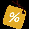 Zlaté slevy logo
