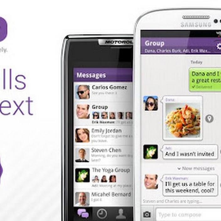 تحميل برنامج Viber Free Calls & Messages لاجراء المكالمات والرسائل بكل سهولة لانظمة الاندرويد والهواتف الذكية