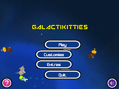 Galactikitties- screenshot thumbnail