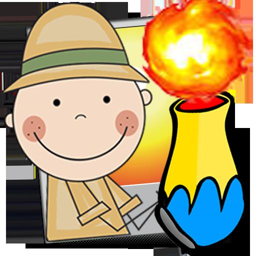 Fire Ball Jump 街機 App LOGO-APP試玩