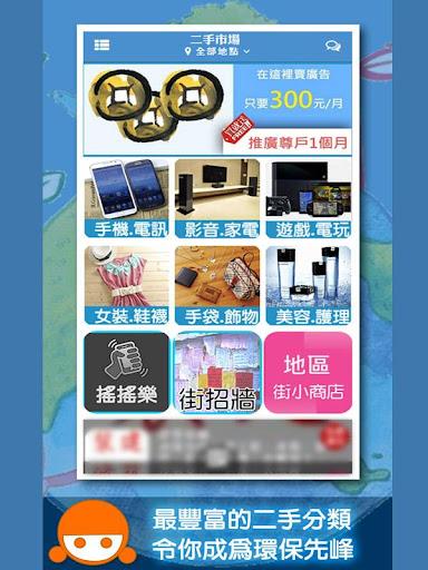 台灣二手市場