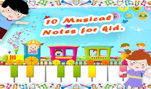 【免費音樂App】Kids Piano-Musical Baby Piano-APP點子