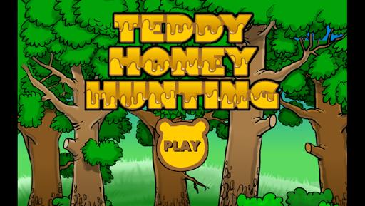 Teddy Honey Hunting