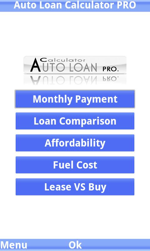 Auto Loan Calculator Pro - Android Apps On Google Play