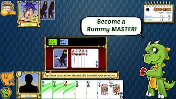 Screenshot of Championship Rummy 500 Rum