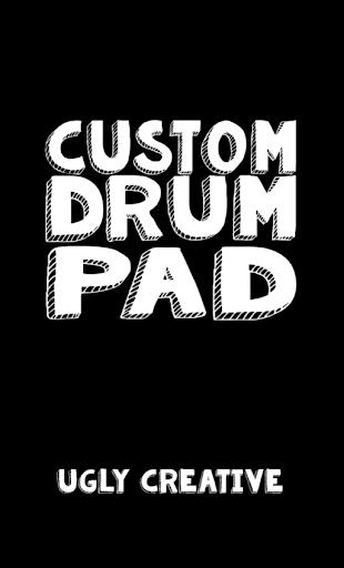 Custom Drum Pad Simple Record