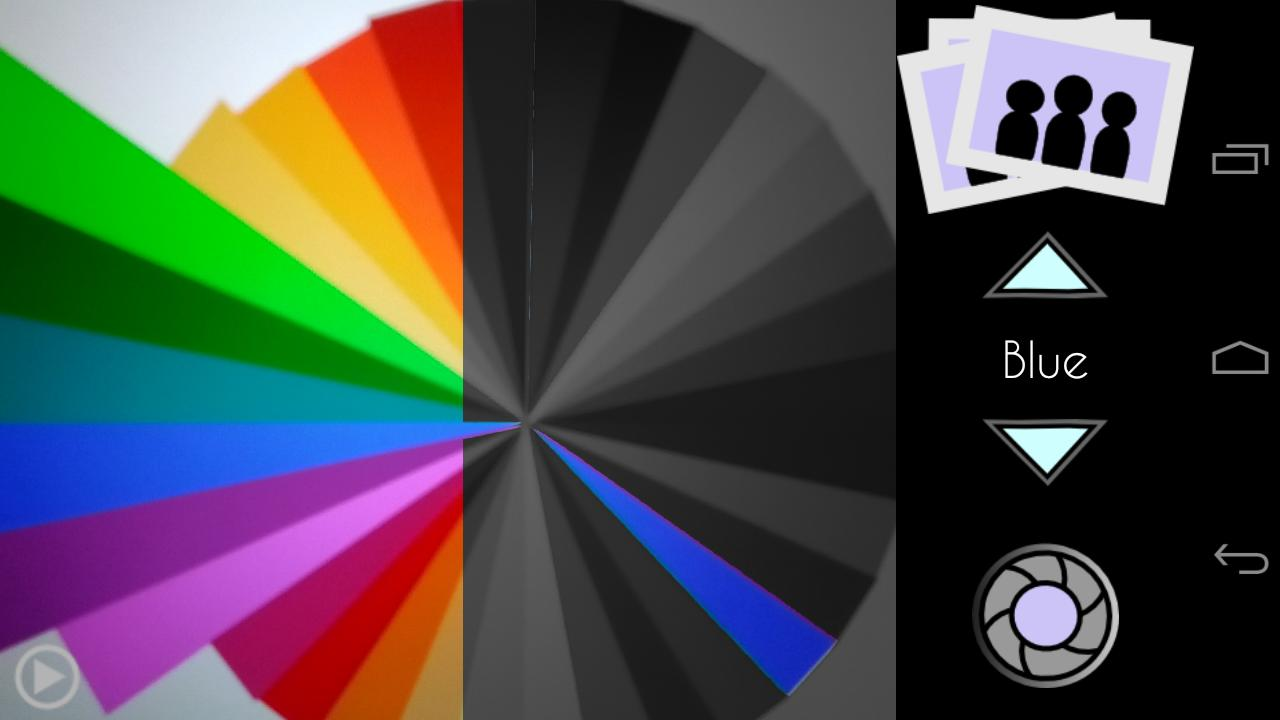 Book for color blindness - Colorblind Vision Free Screenshot