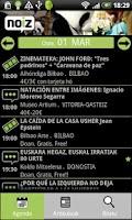 Screenshot of Noiz Agenda