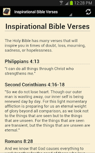 Best Bible Verses By Topic - screenshot thumbnail