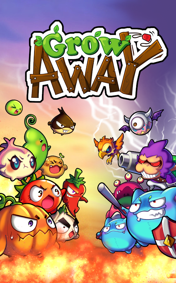 Grow Away- screenshot