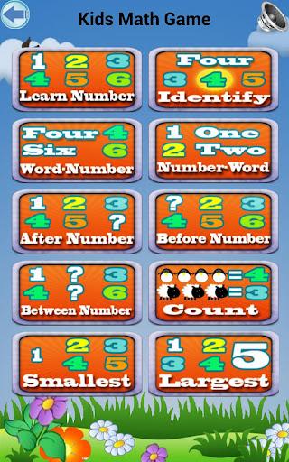 Kids Math Game-Free math learn