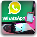 Install WhatsApp for Tablet PC icon
