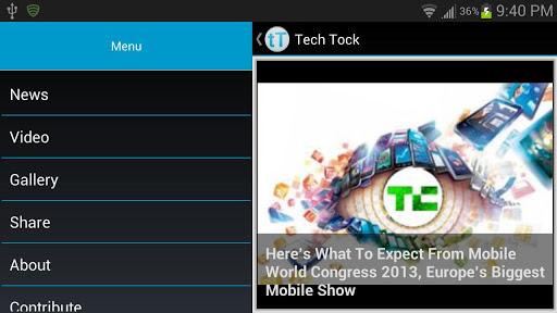 玩免費新聞APP 下載TechTock app不用錢 硬是要APP