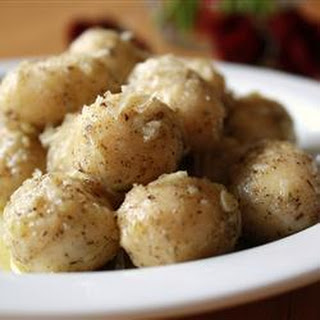 Gnocchi with Parmesan and Sage Recipe