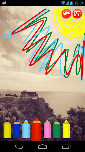 【免費教育App】Kiddie Doodle-APP點子