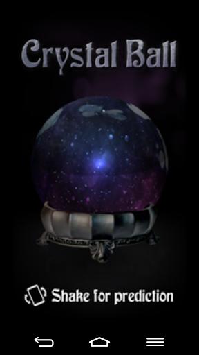 Amazing Crystal Ball