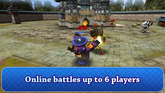 Giant Robot Battle v2.1 Mod Money + Energy
