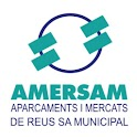 Parking Reus AMERSAM online logo