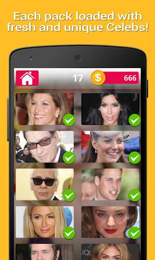 玩免費益智APP|下載Guess the Celebrity Pic Quiz app不用錢|硬是要APP