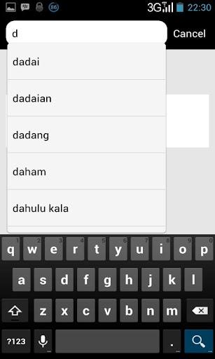 Kamus Bahasa Banjar