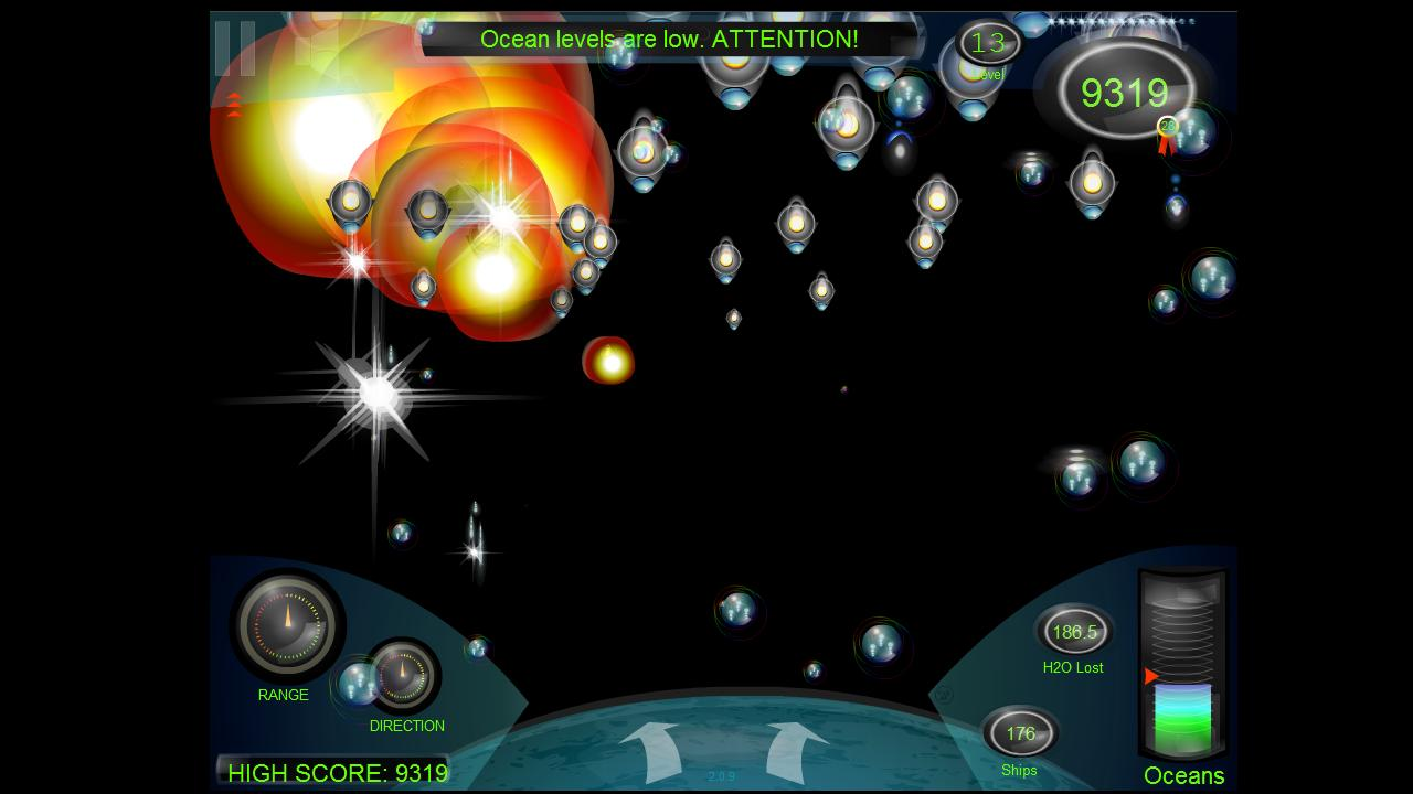 Alien Plethora I- screenshot