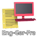 Eng-Ger-Fre Offline Translator icon