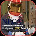 NECA's NFPA 70E PPE Selector icon