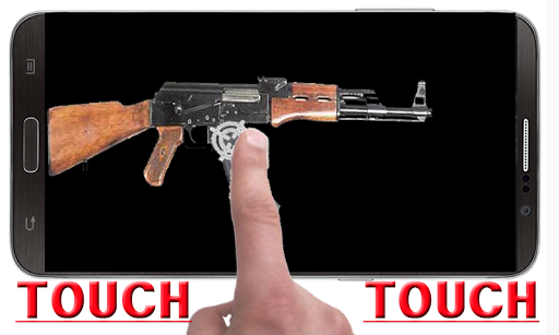 AK-47ショットサウンド