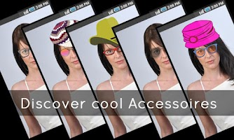 Screenshot of Hairstyles - Fun and Fashion