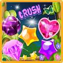Jewels Crush (Start Crashing!) icon