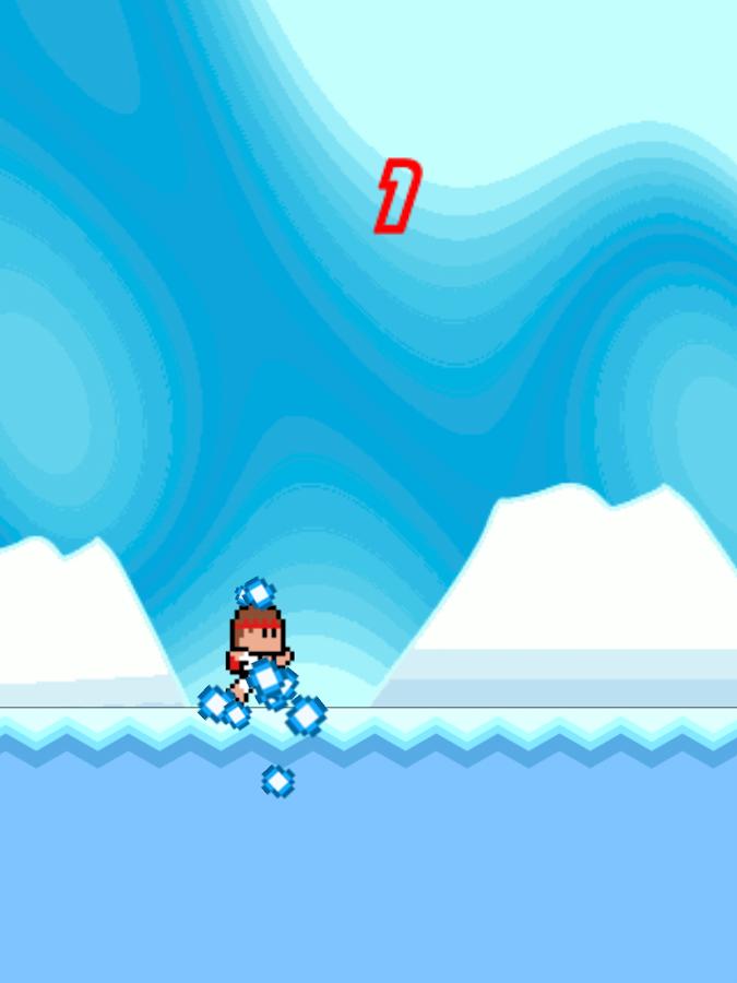 Super Punchu Ice Smasher - screenshot