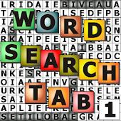 Word Search Tab 1 EN