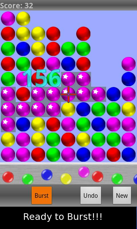 Bubble Burst Free - screenshot