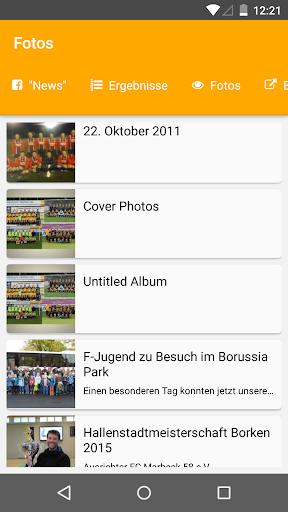 玩免費運動APP|下載FC Marbeck 58 e.V. app不用錢|硬是要APP