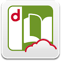 dブック マイ本棚 logo