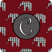 Football Monogram C Live WP