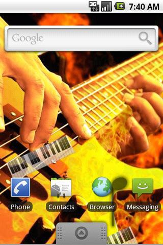 Live Wallpaper Music Free