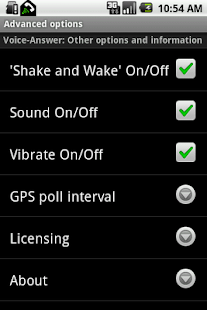 Voice-Answer FULL - screenshot thumbnail