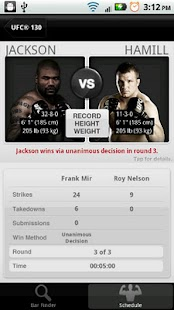UFC Sports Bars - screenshot thumbnail