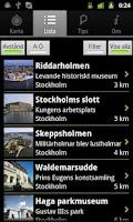 Screenshot of Sevärt