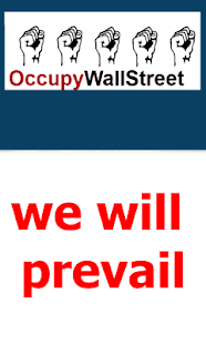 Occupy Wall Street Wallpaper