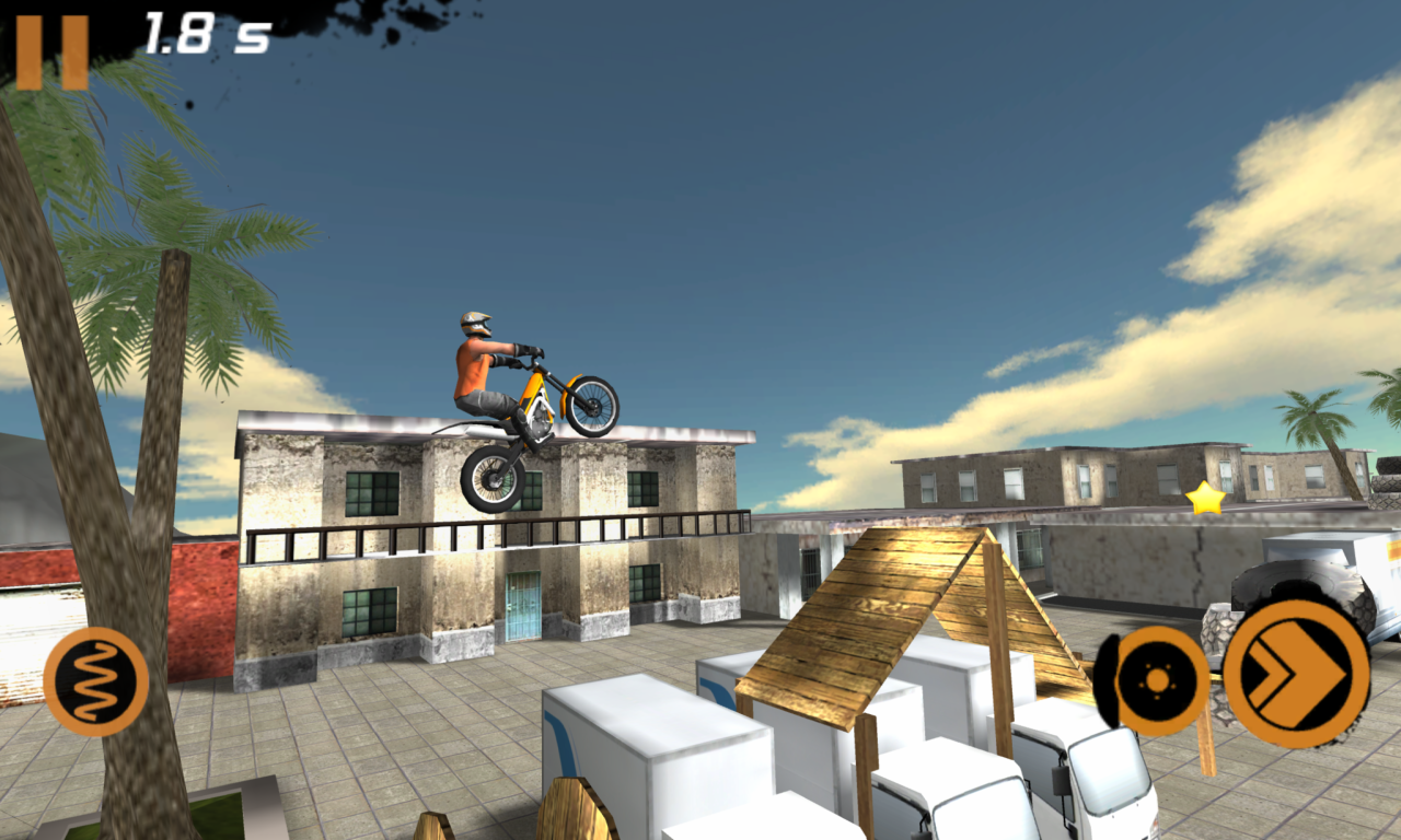 Trial Xtreme 2- screenshot